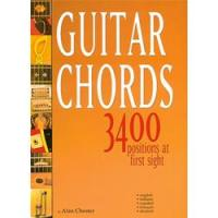 Guitar Chords (3400 positions at first sight) - by Alan Chester