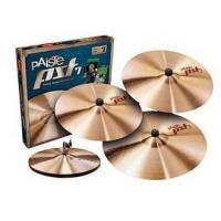 Set di piatti Paiste PST-7 Light Set (HH1 4/thin crash 16 / thin crash 18/Ride20)  -  1 thin crash 16 OMAGGIO + SPEDIZIONE INCLUSA NEL PREZZO!!!