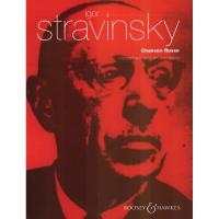 Igor Stravinsky Chanson Russe transcribed for violin and piano - Boosey & Hawkes
