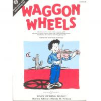 Waggon Wheels 26 pieces for violin with playalong CD Katherine and Hugh Colledge - Boosey & Hawkes