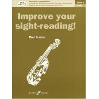New Edition Improve your sight - reading! Paul Harris Grade 3 - Faber Music